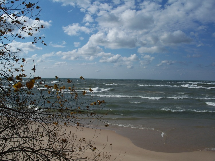 Lake Michigan Fall