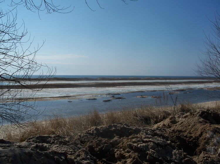 Lake Michigan Spring
