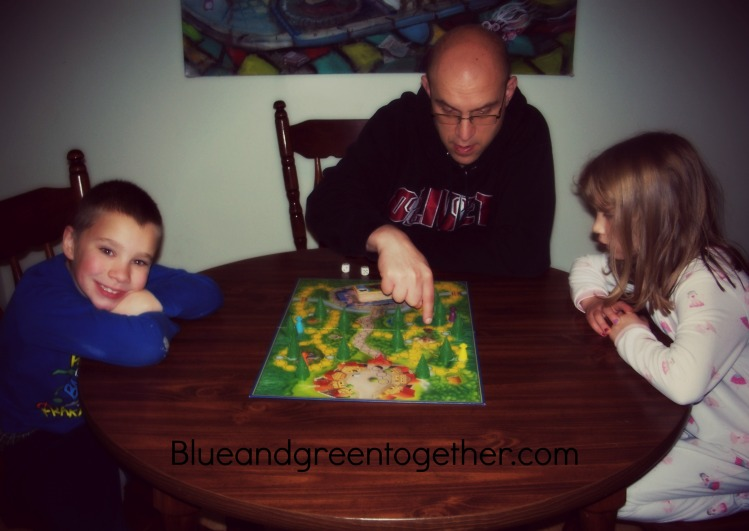 Playing Enchanted Forest