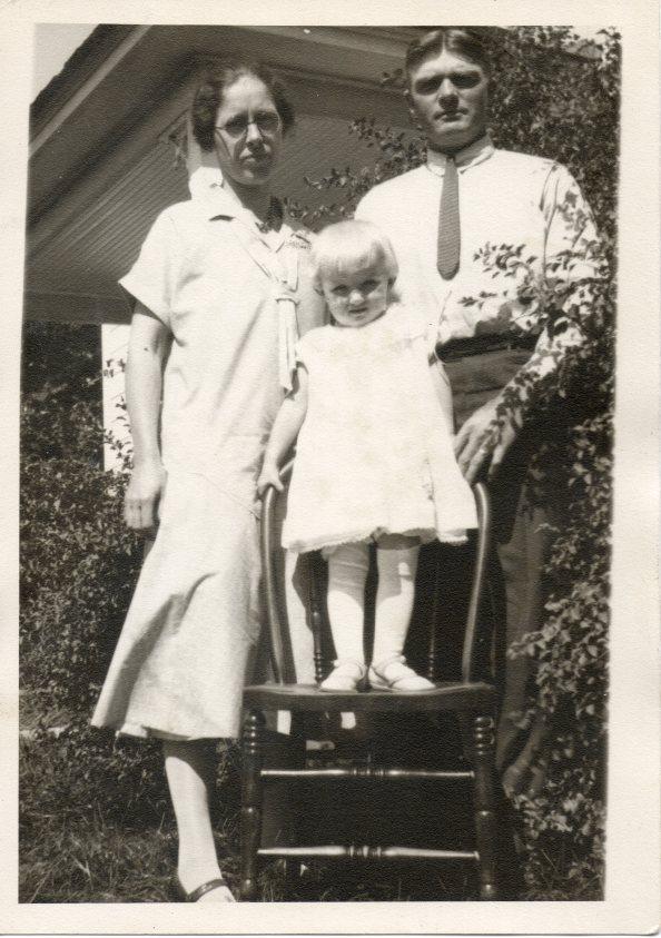 Josephine's childhood - Blueandgreentogether.com
