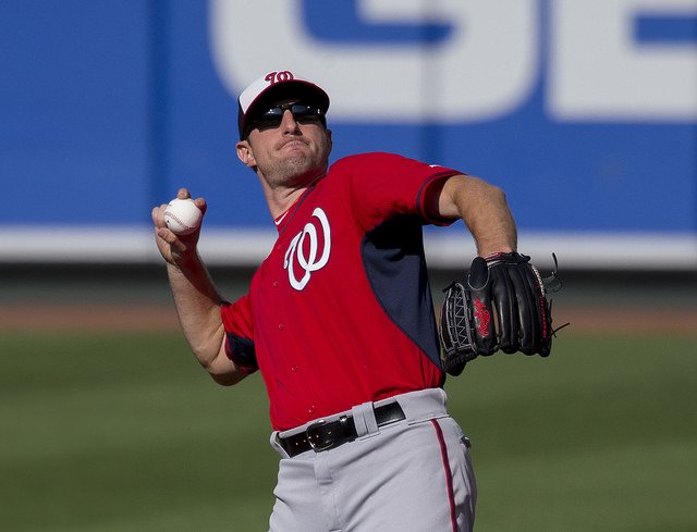 Max Scherzer by Keith Allison via Flickr CC BY-SA 2.0